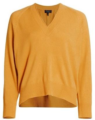 Rag & Bone Gio Cashmere V-Neck Sweater
