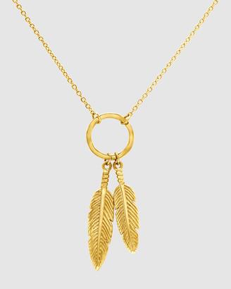 Pastiche Dream Catcher Necklace