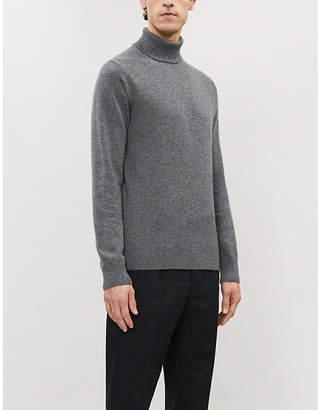 Eleventy Turtleneck cashmere jumper