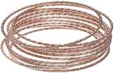 Lauren Conrad Textured Bangle Bracelet Set