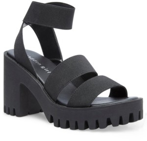 Madden-Girl Soho Lug Sandals