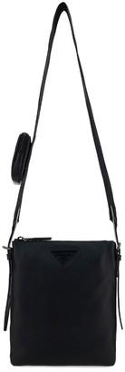 Prada Detachable Pouch Strap Shoulder Bag