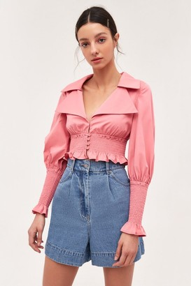 C/Meo RUNNING OUT TOP pink