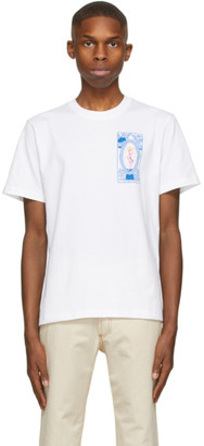 Carne Bollente White The World T-Shirt