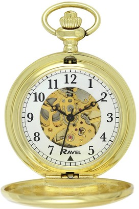 Ravel Analogue Mechanical Pocket Watch R1001.17