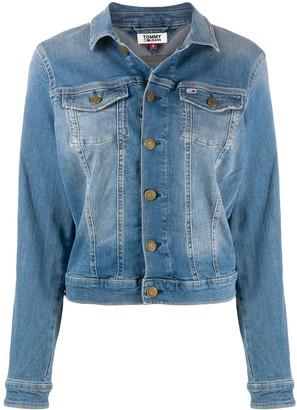 Tommy Jeans Faded Denim Jacket