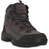 Trespass Mens Oscar Suede Lace Up Walking Boots