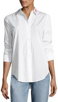Equipment Essential Button-Down Cotton Shirt