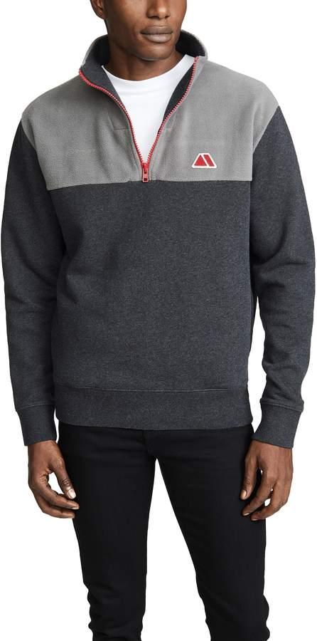 MAISON KITSUNÉ Fleece Sweatshirt