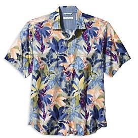 Tommy Bahama Fuego Palms Regular Fit Camp Shirt