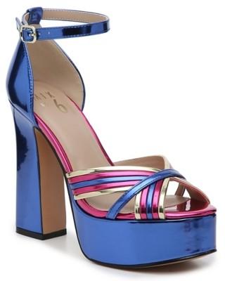 Mix No. 6 Tilia Platform Sandal