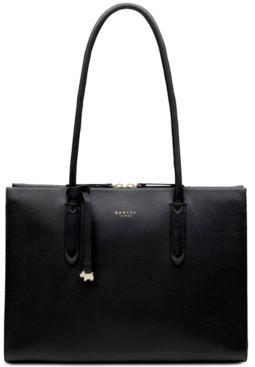 Radley London Arlington Leather Court Multi-Compartment Work Bag