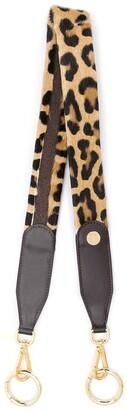 Simonetta Ravizza leopard Furrissima shoulder strap
