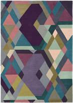 Ted Baker Light Purple Mosaic Rug