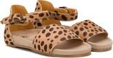 Pépé leopard print sandals