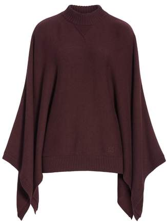Givenchy Cashmere Cape Sweater