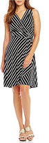 Tommy Bahama Portside Stripe Short Dress