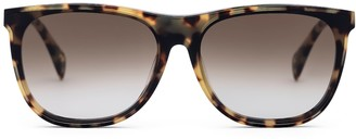 Larsson & Jennings Light Havana Wayfarer Sunglasses