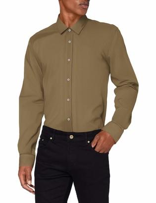 HUGO BOSS Men's Elisha02 Business Shirt