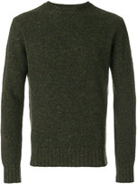 Aspesi ribbed detail jumper