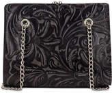Patricia Nash Tuscan Tooled Margutta Small Frame Bag