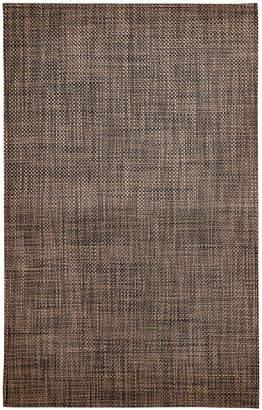 "Chilewich Earth Basketweave Floor Mat, 35"" x 48"""