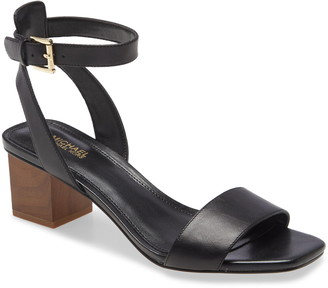 MICHAEL Michael Kors Mid Block Heel Sandal