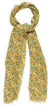 Stella McCartney Citrus Printed Scarf