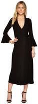 Rachel Pally Luxe Rib Wrap Dress Women's Dress