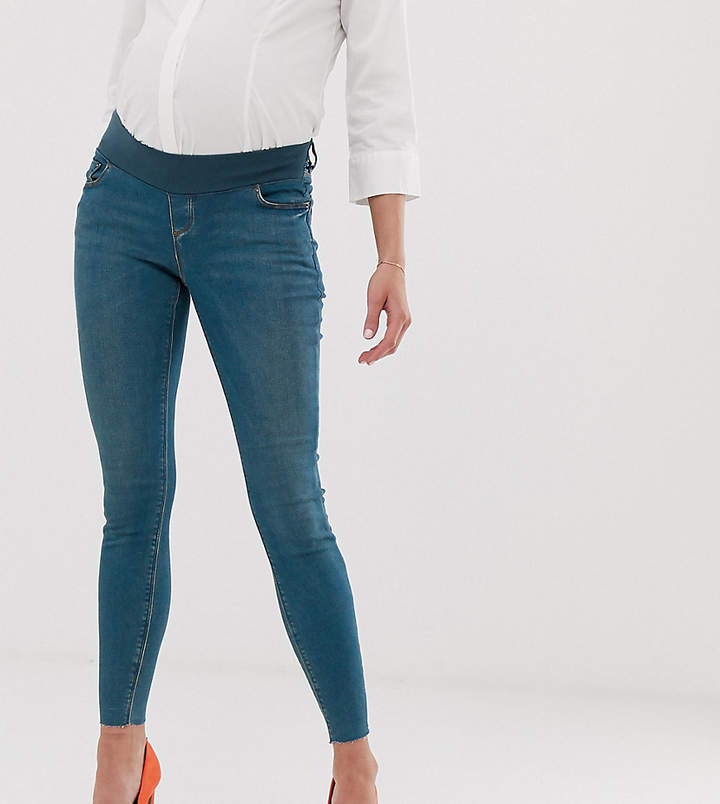 d8373e87a48d1 Maternity High Waisted Jeans - ShopStyle