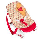 Disney Hauck Baby Rocky Bouncer, From Birth Rocker, Pooh Spring Bright, Red