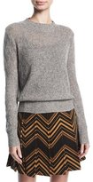 Marc Jacobs Chevron Cashmere Sweater