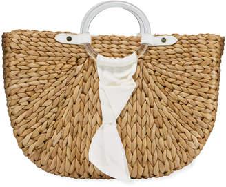 Pamela Munson Exclusive Bimini Crescent Tote Bag