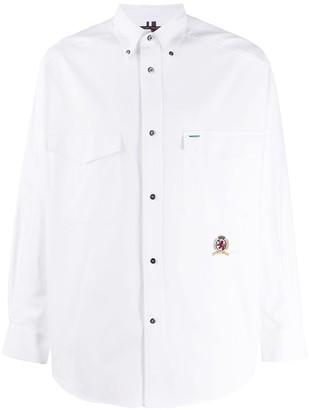 Tommy Hilfiger Logo Patch Shirt