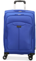 """Ricardo Oakdale 21"""" Expandable Carry-On Spinner Suitcase"""