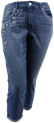 Jessica Simpson Women's Plus Size The Forever Skinny Jean