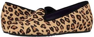 VANELi Pilar (Camel Dino Haircalf/Black Suede) Women's Shoes