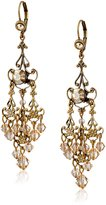 "Liz Palacios Arco Iris"" Swarovski Elements Empress Earrings"