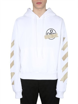 Off-White Tape Arrows Sweatshirt