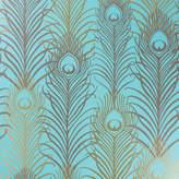 Matthew Williamson Peacock Wallpaper - W6541-02