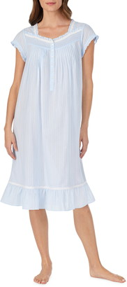 Eileen West Waltz Cotton Nightgown