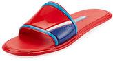 Prada Forma Flat Slide Sandal