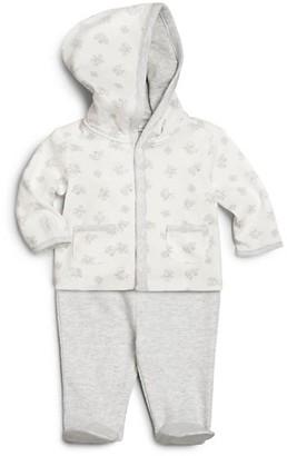 Ralph Lauren Baby's 2-Piece Cotton Hoodie & Pants Set