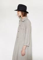 Y's Fold Braid Hat