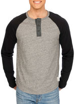 Lucky Brand Colorblocked Henley
