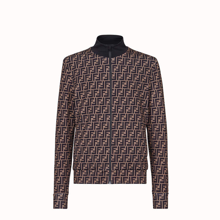 Fendi TECH FABRIC SWEATER