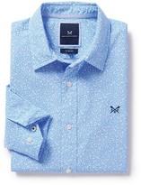 Crew Clothing Bayswater Slim Fit Print Shirt