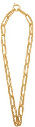 Rosantica Onore Chunky-chain Necklace - Gold