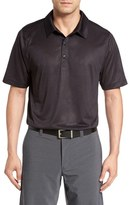 Cutter & Buck 'Particle Print' DryTec Golf Polo