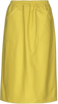 Massimo Alba 3/4 length skirts